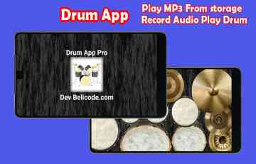 Jual Source Code Drum Simulator App Android Studio Support Admob
